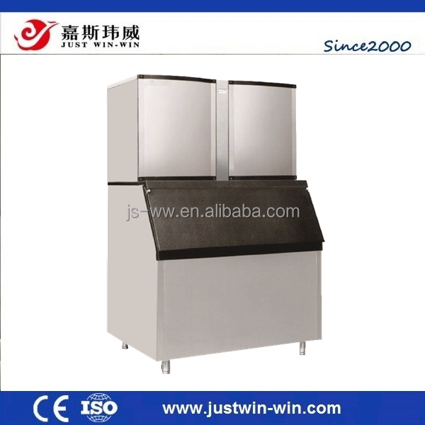 Automatic Industial Ice cube machine 1000kg per day