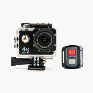 4k Full 1080p mini action wifi camera super waterproof sport camera with remote