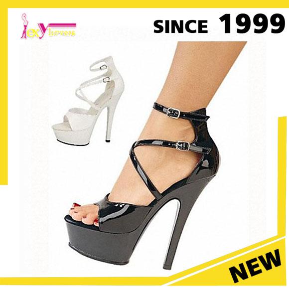 Renfort Peep Hauts Talon Sexy Mode Chaussures Toe Dames Talons EDW9Y2IH