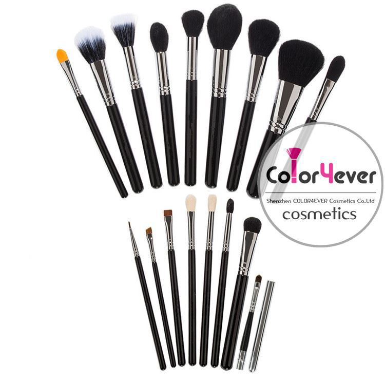 Make-up Cosmetics Private Label Makeup Brush Sets Free