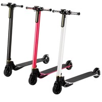 Lightest Electric Scooter/ Foldable Stand Up Kick Scooter/ Best ...