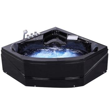 Hs-b230 1400mm Bath/ Shallow Tubs/ Diamond Shaped Bathtub - Buy ...