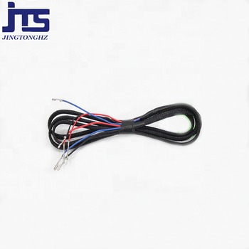 Groovy Motorcycle Headlight Wire Harness 15 Pin Wire Harness Wire Harness Wiring Database Aboleterrageneticorg