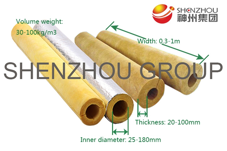 Waterproof insulation material chilled water pipe for Water pipe material