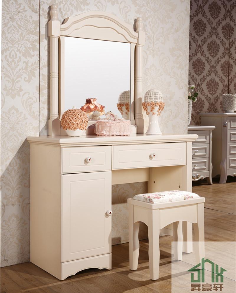 Latest Design Wood Dressing Table Ha-c# Wardrobe Dressing ...