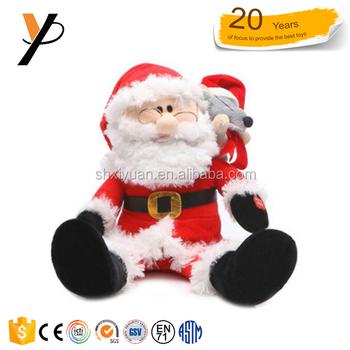 high quality animated singing christmas toys wholesale - Singing Christmas Toys