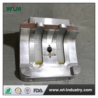 supply code reader parts injection plastic mold