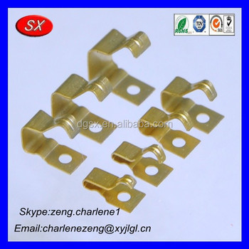 Battery Leaf Spring Contact Connector /leaf Spring Contact ...
