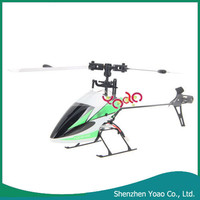 Newest 2.4G 6 Channel Mini 3D Flybarless RC Helicopter Remote Control Plane