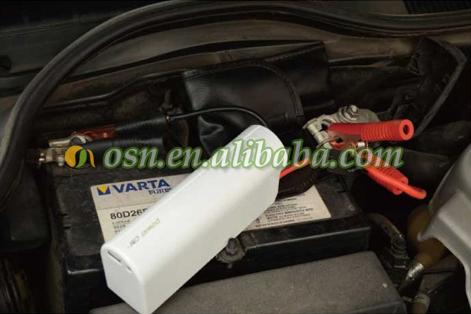 Car starter jump battery pack 12V 18000mAh lifepo4 batery