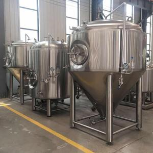 High quality fermentation tank for specializing beer brewing