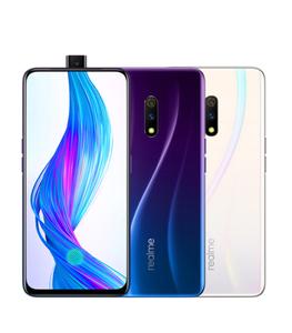 Realme X 6 5 inch mobile phone AMOLED screen 4GB RAM 64GB ROM Snapdragon  710 Octa Core 48 0MP 3765 mAh Super VOOC Smartphone