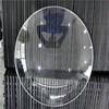 Clear Outdoor Vacuum Formed Acrylic Lamp Shade