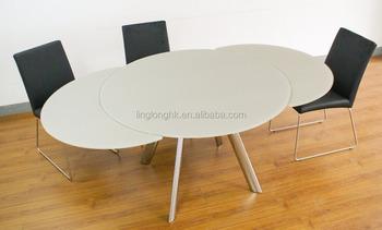 Tavolo Da Pranzo In Vetro : Rotondo di vetro ceramica pietra marmo tavoli da pranzo