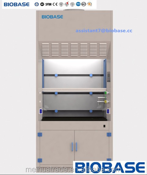 ISO CE certified laboratory chemical fume hood/ductless fume hood /fume cupboard (skype:psyche_lxf)