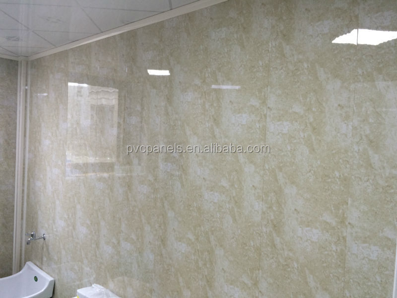 7 Beige Sparkle 8mm Decorative Wall Panels Kitchen 5 Plain White ...
