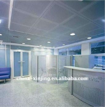 Modern Ceiling Covering For Office/ Project Decorative Ceiling Board (CE,ISO9001)