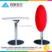 made in china round folding table and chairs set