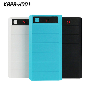 Wholesale high quality power bank battery print logo free sample