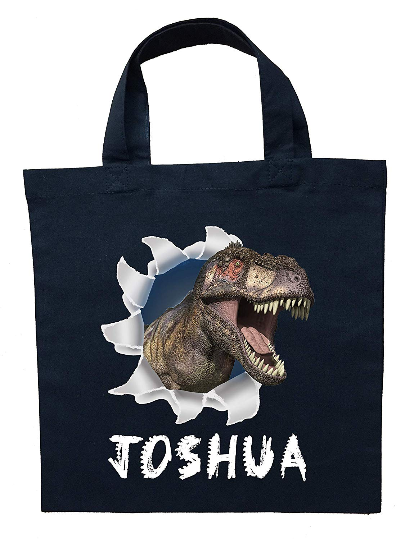 Get Quotations Dinosaur Trick Or Treat Bag T Rex Loot