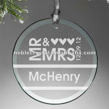 Hanging Wedding Valentines Crystal Ornaments Decoration Gifts