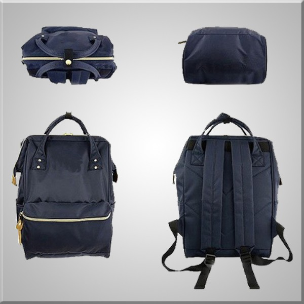 b57d4775a50 Anello Mouthpiece Containing Backpack Unisex Large Canvas Bag - Buy ...