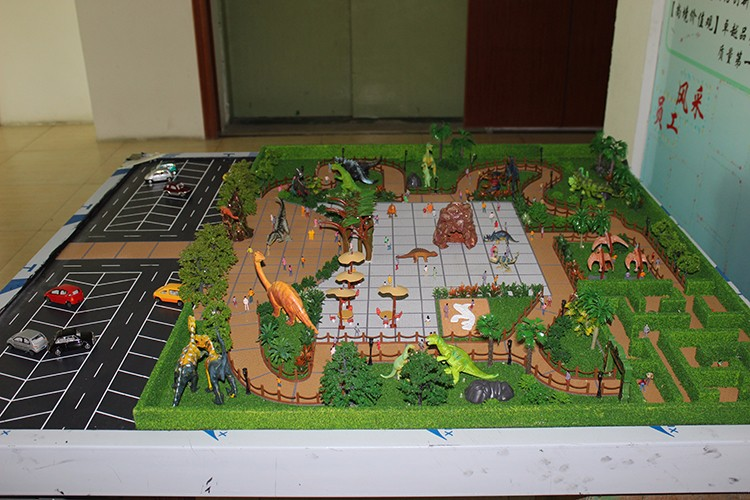 Top Quality Nigeria Dinosaur Park Architectural Model Makers In ...