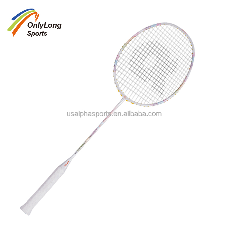 Badminton racket 100% Full Full carbon voor Badminton racket