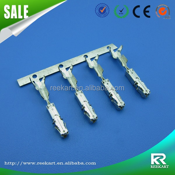 967543-1 2.8mm Spot welding tin plated auto electric material terminal for single connection