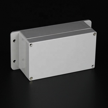 Water-resistant Ip65 Abs Electrical Project Box Flanged Plastic Box  Electric Enclosure 158*90*64mm - Buy Electronic Project Enclosures,Plastic  Box