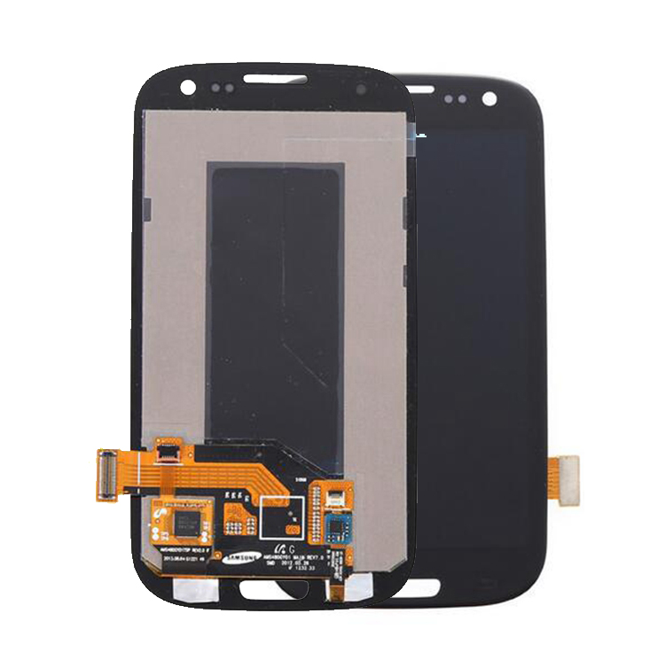 LCD Screen Touch Display Digitizer Assembly Replacement For Samsung S3 Neo