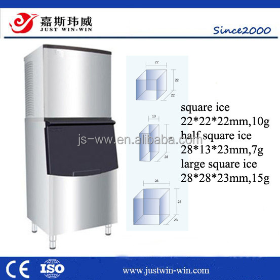 Outdoor Undercounter Clear Ice Maker - Stainless Steel