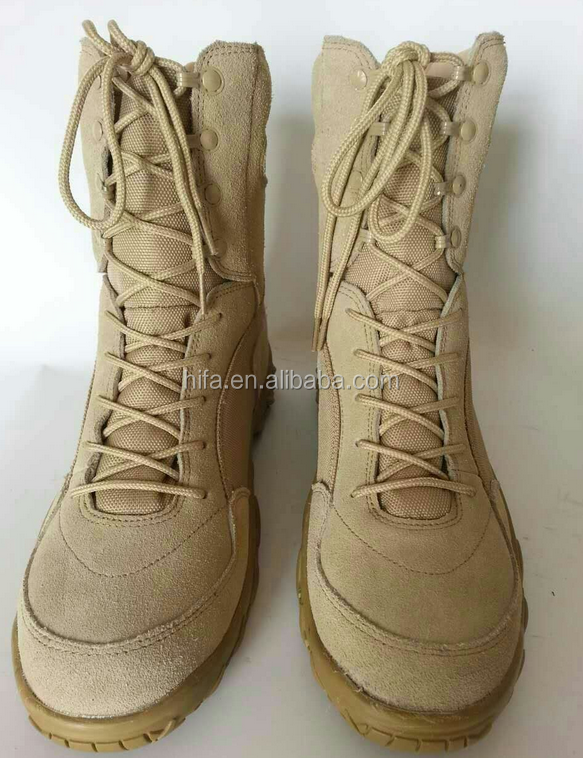 2016 New Style Desert boot/Combat Shoes/military desert boots