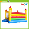 new design commercial giant inflatable bouncer with slide