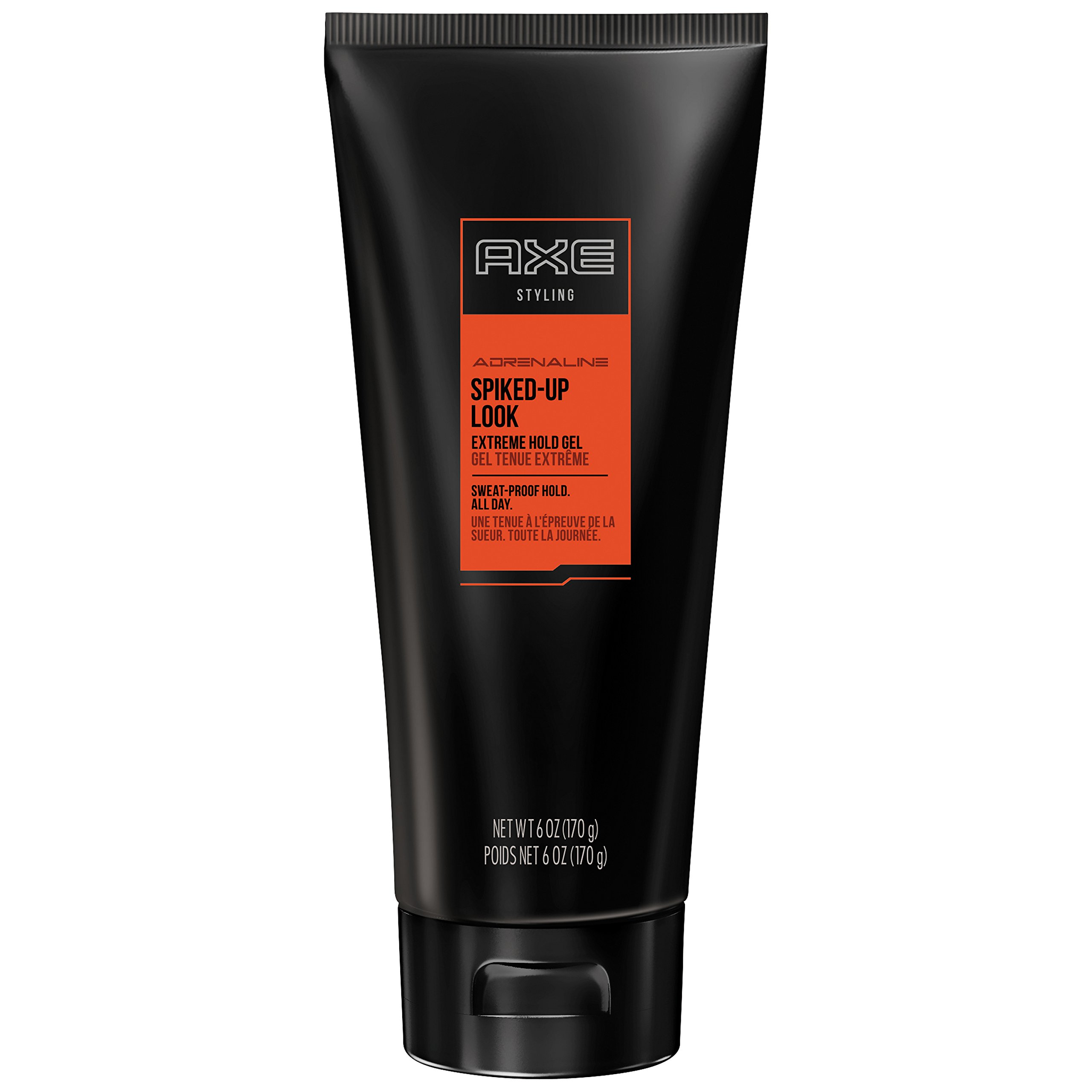 AXE Spiked Up Look Hair Gel, Extreme Hold 6 oz
