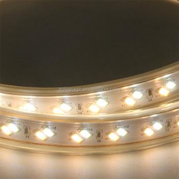 220v led strip 5730 smd warm white flexible tape light waterproof 220v led strip 5730 smd warm white flexible tape light waterproof aloadofball Gallery