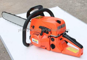 Promotional NEW Gasoline Chainsaw With CE Certification 5200 Chainsaws 52CC