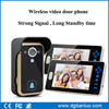 Long battery standby office wireless intercom with door release TL-A700A