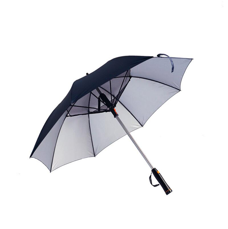 2018 newly design outdoor electric fan umbrella