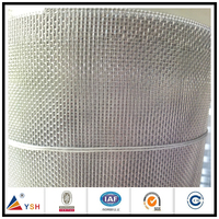Fire wire netting aluminum window screen mesh