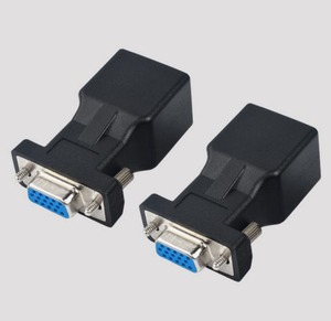 VGA to RJ45 adapter rj45 to vga extender