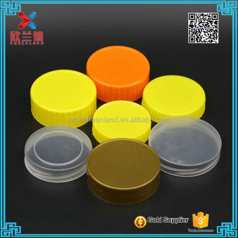wholesale plastic mason jar lids/ plastic wide mouth cap for food jar