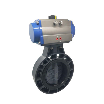3 Inch 4 Inch 5 Inch 6 Inch Electric Motorized Butterfly Ball Valve PVC