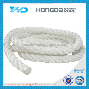 Hot sale twisted nylon rope