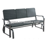 2014 Hot sale blow mold outdoor cheap plastic bench
