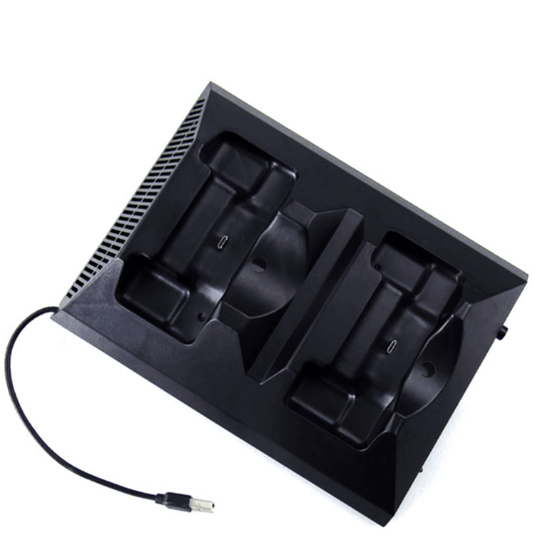 SYYTECH 4 in 1 Charging Station with Cooling Fan Charger Charging Stand for Xbox One Controller