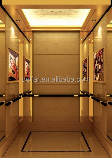 Passenger elevator lift indoor or outdoor buy small for Indoor elevator