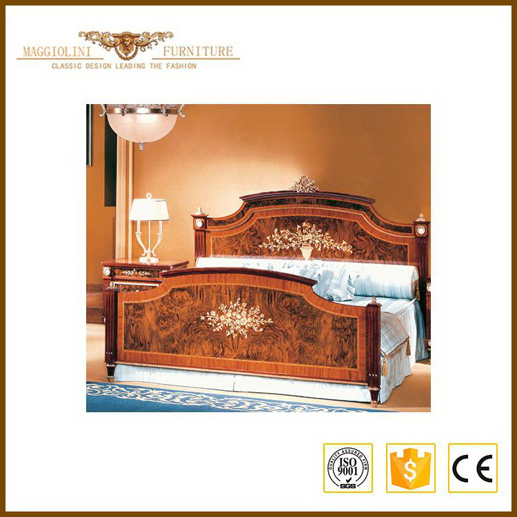 China gold supplier Hot sale super twin bed