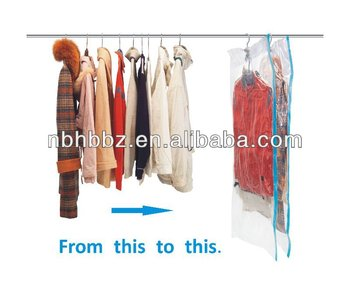 Vacuum Sealed Jacket Storage Bag With Hanger Protect Clothes Best for Season Storage  sc 1 st  Alibaba & Vacuum Sealed Jacket Storage Bag With Hanger Protect Clothes Best For Season Storage - Buy Jacket Storage BagVacuum Sealed Jacket Storage BagJacket ...