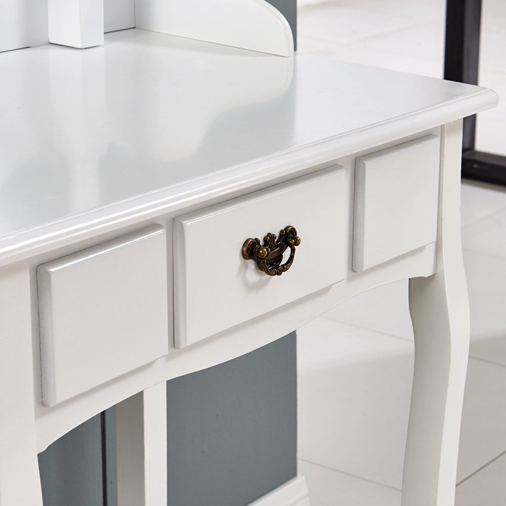 modern art furniture. Mode Eropa Laci Meja Rias Kayu Yang Modern Art Deco Furniture